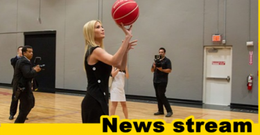 Ivanka Trump, Gov. Kim Reynolds team up to shoot hoops, talk about workforce development