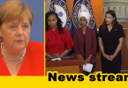 "WATCH: Angela Merkel Slams Trump, Stands in ""Solidarity"" with ""the Squad"""