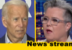 WATCH: Rosie Wants Joe Biden to Drop Out of the Race!