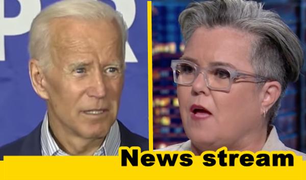 WATCH: Rosie Wants Joe Biden to Drop Out of the Race!