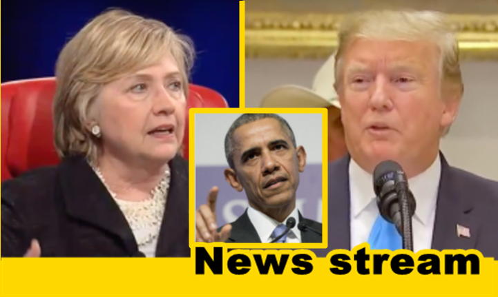 BREAKING: Trump Calls for Investigations into Obama and Hillary