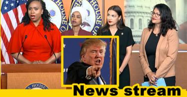 "BREAKING: Trump Demands The Squad ""Apologize to America"""