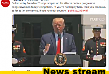 Donald Trump from the last minutes + VIDEO