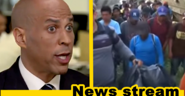Cory Booker Personally Escorts Asylum Seeking Migrants Across U.S Border