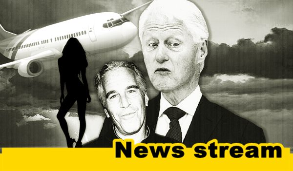 Bill Clinton Ditched Secret Service on Multiple Flights with Sex Criminal Epstein