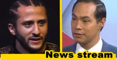WATCH: Julian Castro Praises Kaepernick and Nike for Scrapping Patriotic Shoe