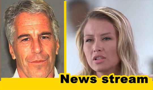 WATCH: Woman Who Alleges Jeffrey Epstein Raped Her at 15 Speaks Out