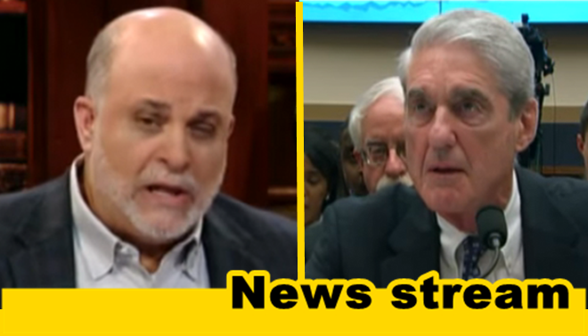 WATCH: Levin Now Believes Mueller Was Not the Real Boss of the Probe!