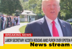 From the last minutes Trump: AOC calling Pelosi 'a racist is a disgrace'