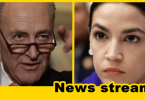 "Ocasio-Cortez Seeks To End Ol' Chucy Schumer Once & For Sll According To ""Top Democrats"" She's Gunning For Him or Gillibrand Suggests ""Justice Democrats"""