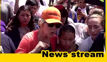 BREAKING: Warren Calls for a Nearly 800% Increase in Foreign Refugees