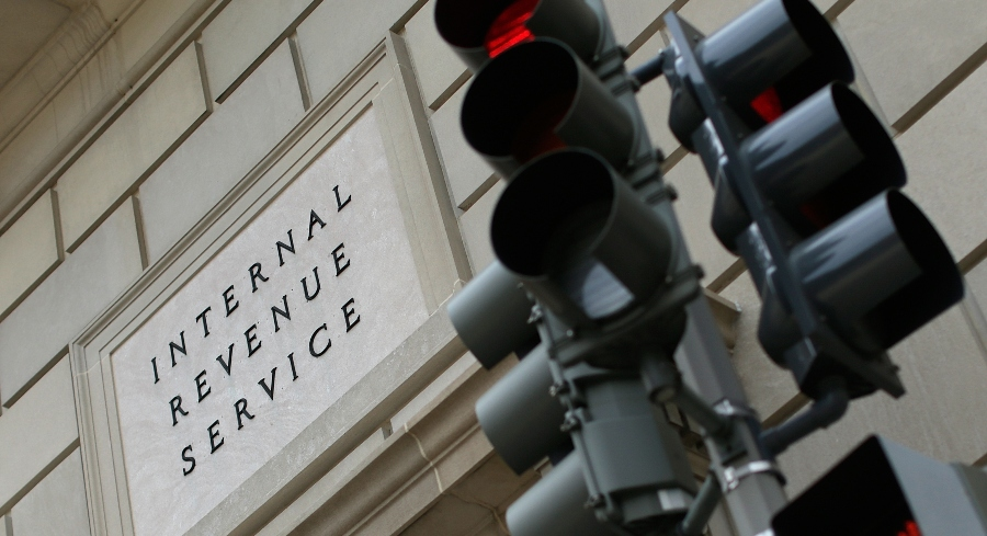 The IRS building | Getty Images