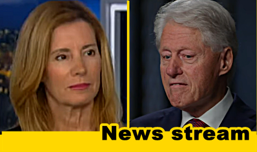 Sarnoff Busts Bill Clinton, Says Underage Girls Were on His Many Epstein Plane Rides